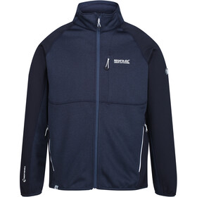 Regatta Foley II Hybrid Veste Softshell Homme, nightfall/navy